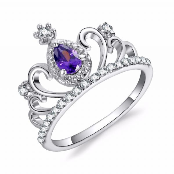Princess Queen Ring